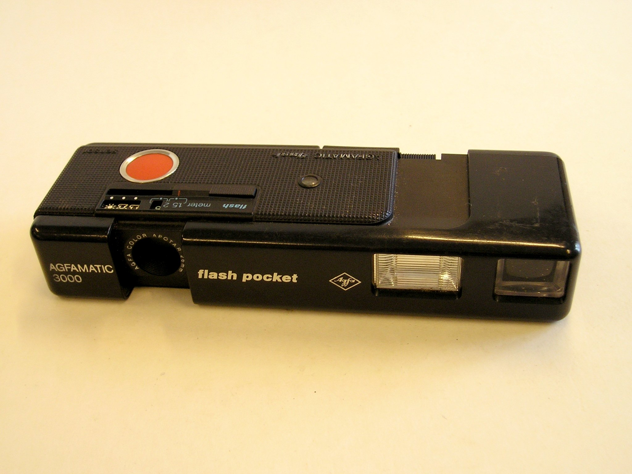 Agfa Agfamatic 3000 Flash Pocket